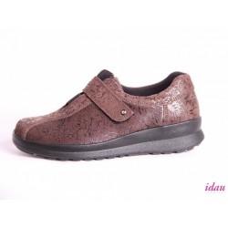 Velcro BERKEMANN 5351 marrón